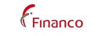 Financo logo